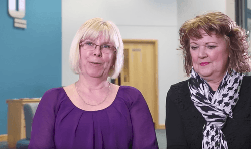 Watch Pam and Julie talking about their relaxing time on a trial at Quotient